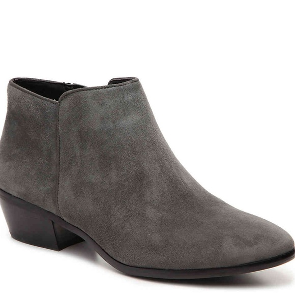 ae9db34a0 Sam Edelman Petty Booties Gray Ankle Boots. M 5b943c39c9bf509d102f8047